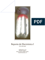Reporte Electrónica