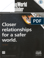 Shipping World & Shipbuilder, May 2010 DNV Quantum