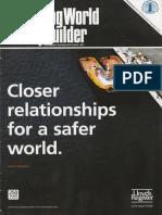 Shipping World & Shipbuilder, May 2010 DNV Quantum