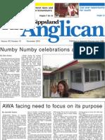 The Gippsland Anglican - November 2010