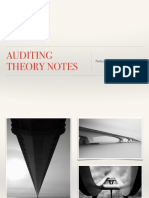 Auditing Theory Notes J3ff