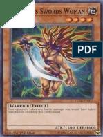 Amazoness Sword Woman
