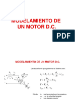 Modelo Motor Dc Laplace Ss