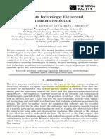 Quantum Tech_2nd Quantum Revolution