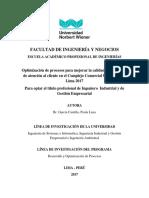 Optimización de procesos para mejorar la calidad en el servicioTITULO - García Castillo, Paola Lena.pdf
