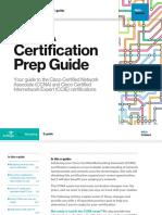 CCNA Certification Prep Guide
