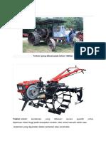 mesin pertanian