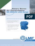 Rotary Screw Air Compressor 5-355kW LKS(1)