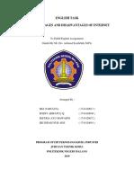 Advantages Adn Disadvantages of Internet (1)