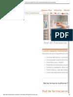 Red de Farmacias POS y Plan Complementario Especial de Compensar.pdf