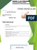 Tono Muscular r.n