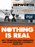 Nothing is Real - David Hepworth
