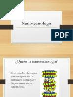 Nanotecnologia Expo de Fisica
