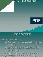 Regio Abdominis