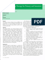 Guideline on Pulp Therapy for Primaiy and Immature (2)
