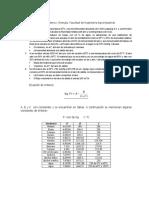 2. Taller Balance de Materia en Mezclas de Gases y Vapores