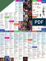 12th Delhi International Arts Festival Calendar