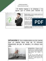 Actividad de Aprendizaje 3 servicio al cliente Sena