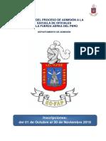 Bases Del Concurso de Admisin Eofap 2019