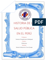 MONOGRAFIA DEL Historia Salud Publica