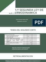 Entropia y Segunda Ley de La Termodinamica (1)