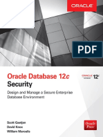 (Database & ERP - OMG) Gaetjen, Scott_ Knox, David Christopher_ Maroulis, William - Oracle database 12c security-McGraw-Hill Education (2015).pdf