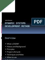 DSDM - bowersju.ppt