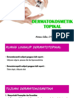 DERMATOKOSMETIK TOPIKAL