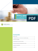 Retos y oportunidades  en la operación-campo-microfinanzas