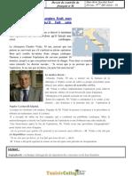 Devoir de Contrôle N°2  - Français - 9ème (2010-2011) Mr mme ouesleti amel