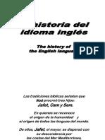 1. La Historia Del Inglés
