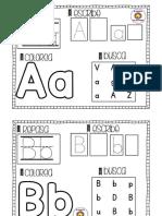 Cuadernillo s en Letra Imprenta