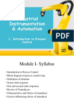 01 Introduction to Process Control