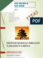 Sistem Kekeluargaan Tamaduan China