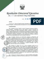 Rd337_2015 Reglamento Beca 18