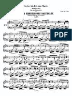 Mendelssohn - Songs Without Words, Op. 67.pdf
