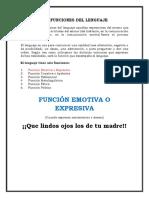 LAS FUNCIONES DEL LENGUAJE.docx
