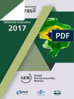 Relatório Executivo BRASIL GEM 2017