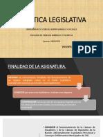 Derecho Parlamentario 1