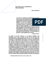 2 - Schnaith, N. Condicion cultural de la diferencia psiquica entre los sexos..pdf