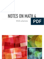 Notes Math4 j3ff