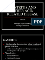 5- Gastritis and Other Acid Related Disease