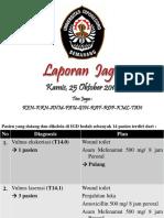 Laporan Jaga 25-10-2018 Fix