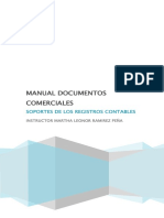 Manual Documentos Comerciales Contabilidad