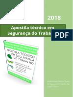 Apostila Técnico Em Segurança Do Trabalho 2018