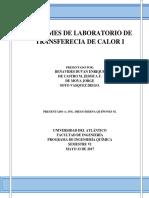 INFORMES DE LABORATORIO DE   TRANSFERECIA DE CALOR I COMPLETO.docx