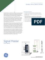 G1M Signal Master 85001-0545 Iss6