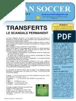 Newsletter #3 Français