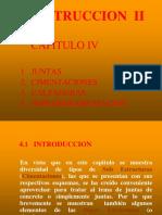 Construccion II-cap IV - Cimentaciones-2017.Ppt