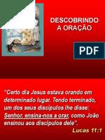 DESCOBRINDO-A-ORAÇÃO.ppt